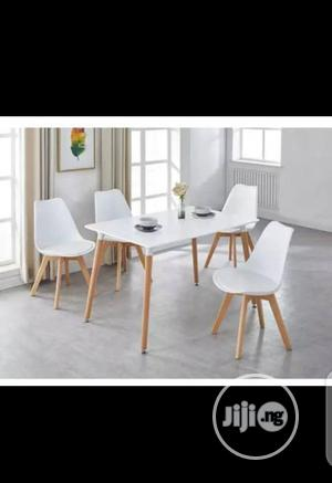 Super Quality Set of Dinning/Restaurant Table With 4 Chairs | Furniture for sale in Abuja (FCT) State, Wuse 2
