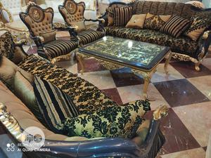 Executive Royal Sofa Chair With Center Table | Furniture for sale in Lagos State, Lekki
