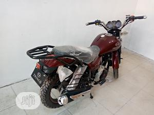 New Autodex 2020 Red   Motorcycles & Scooters for sale in Lagos State, Yaba