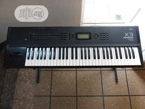 Korg X3 Synthesizer Keyboard Uk Used   Musical Instruments & Gear for sale in Lagos State, Ikeja