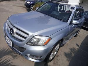 Mercedes-Benz GLK-Class 2014 350 4MATIC Blue   Cars for sale in Lagos State, Apapa