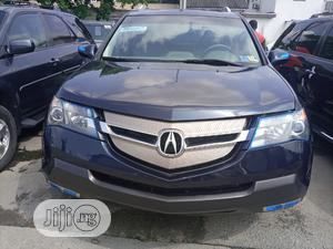 Acura MDX 2009 SUV 4dr AWD (3.7 6cyl 5A) Blue | Cars for sale in Lagos State, Apapa