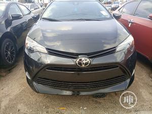 Toyota Corolla 2017 Black | Cars for sale in Lagos State, Apapa
