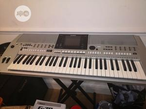 Uk Used Yamaha Psr S900 Workstation Keyboard | Musical Instruments & Gear for sale in Lagos State, Ikeja