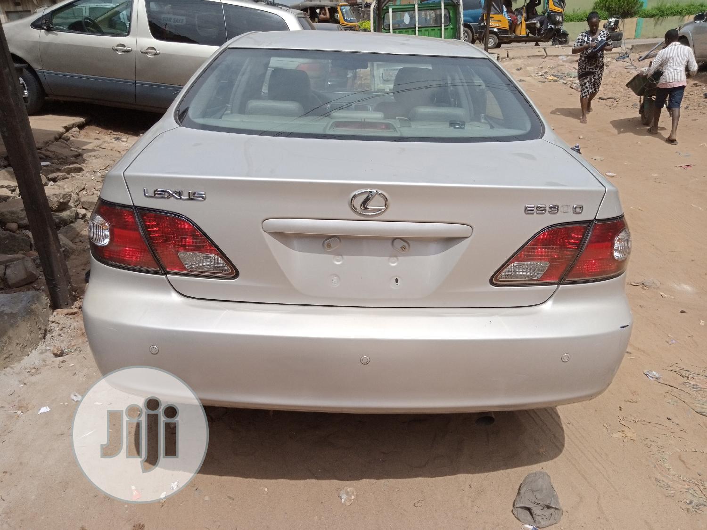 Lexus ES 2004 330 Sedan Silver   Cars for sale in Awka, Anambra State, Nigeria
