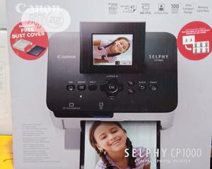 Canon CP1000 Passports Printer With Card Slot | Printers & Scanners for sale in Lagos State, Ikeja