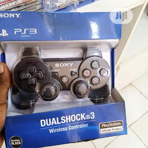 Dualshock 3 PS3 Controller | Video Game Consoles for sale in Abuja (FCT) State, Wuse