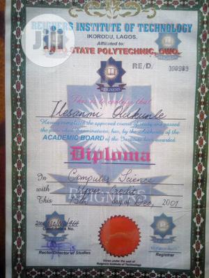 Internship CV | Internship CVs for sale in Lagos State, Ikorodu