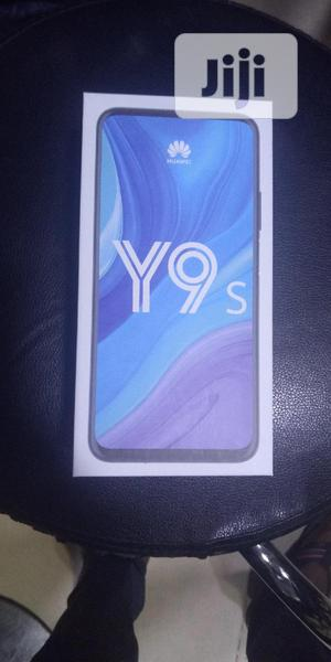 New Huawei Y9s 128 GB Black | Mobile Phones for sale in Lagos State, Ikeja