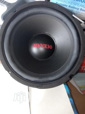 8inch Oceanic Speaker   Audio & Music Equipment for sale in Lagos State, Oshodi