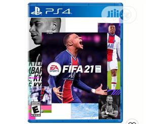 Playstation 4 FIFA 21 | Video Games for sale in Lagos State, Ikeja
