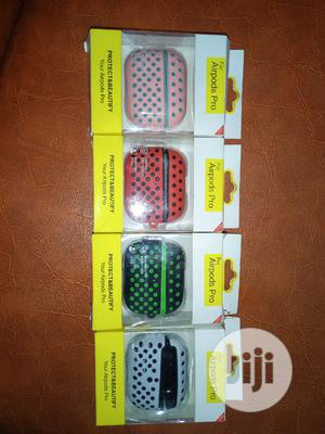 Airpod Pro Rubber, Plastic And Silicon Pouch   Accessories for Mobile Phones & Tablets for sale in Oyo State, Ibadan
