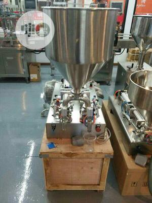 Commercial Automatic Feeling Liquid Cup, Bottle Machine | Manufacturing Equipment for sale in Lagos State, Ojo