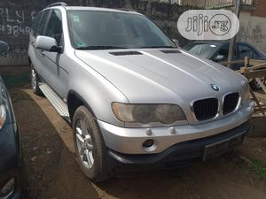 BMW X5 2005 Silver | Cars for sale in Lagos State, Alimosho
