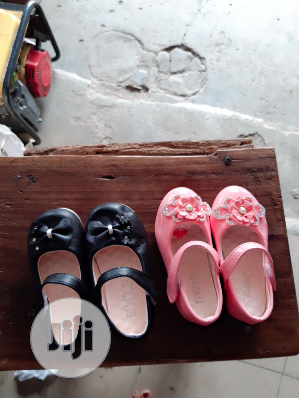 Baby Girl Flat Shoe