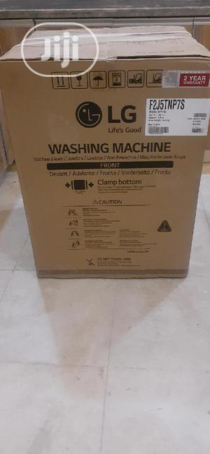 LG Washing Machine.8kg | Home Appliances for sale in Lagos State, Ikeja