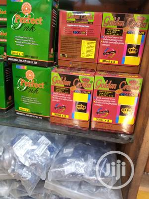 Refill Ink Black And Col | Accessories & Supplies for Electronics for sale in Lagos State, Ikeja