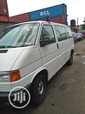 Tokunbo T4 Volkswagen Transporter Bus Diesel 2000   Buses & Microbuses for sale in Lagos State, Apapa