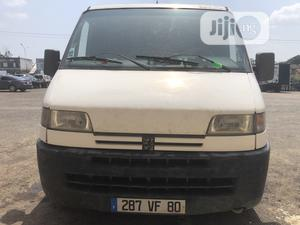 Tokunbo Peugeot Boxer With DIESEL Engine And Custom Paper | Buses & Microbuses for sale in Lagos State, Mushin