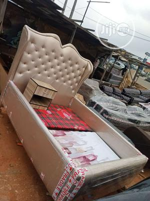 Modern Design Bed Frame   Furniture for sale in Lagos State, Ipaja
