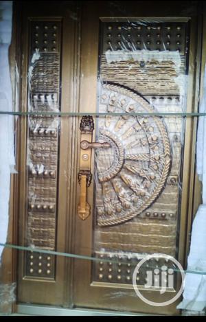 4ft Copper Security Door | Doors for sale in Lagos State, Orile