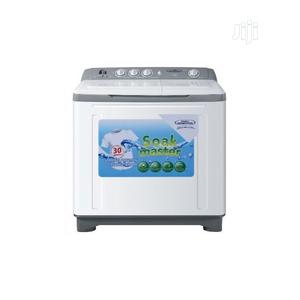 Haier Thermocool Washing Machine 8kg Twin Tub Washer | Home Appliances for sale in Oyo State, Ibadan