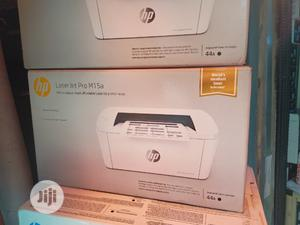 Hp Laserjet Pro 15W Wireless Black And White Fast Printer | Printers & Scanners for sale in Lagos State, Ikeja