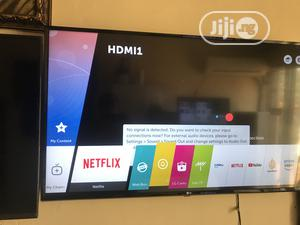 50 Inch LG 4K UHD HDR Smart Tv | TV & DVD Equipment for sale in Abuja (FCT) State, Gwarinpa