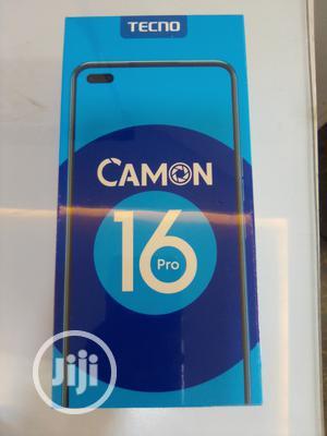 New Tecno Camon 16 Pro 64 GB Black | Mobile Phones for sale in Lagos State, Ikeja