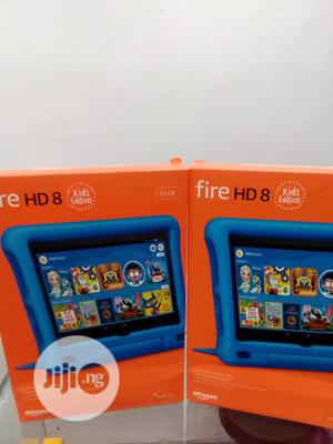 New Amazon Fire HD 8 32 GB Blue | Tablets for sale in Lagos State, Surulere