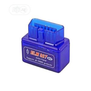 Elm Mini OBD2 Bluetooth Car Auto Diagnostic Scanner - MS   Vehicle Parts & Accessories for sale in Lagos State, Agege