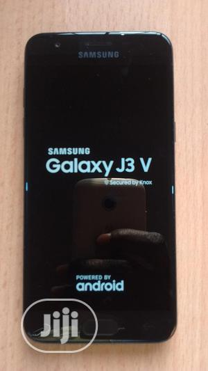 Samsung Galaxy J3 16 GB Black | Mobile Phones for sale in Lagos State, Ikeja