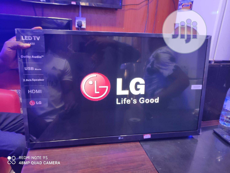 Archive: LG LED TV 32inchs