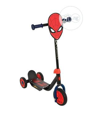 Spiderman Children Tri Scooter Without Helmet | Toys for sale in Lagos State, Yaba