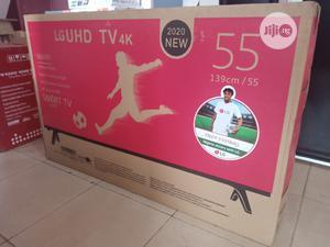 55 Inches LG Smart TV | TV & DVD Equipment for sale in Edo State, Benin City