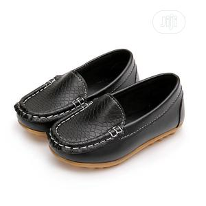 Boy And Girl Available Soft Fashion Shoes-black | Children's Shoes for sale in Lagos State, Agege