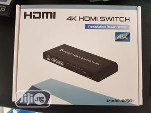 HDMI 5port Switch 4K | Computer Accessories  for sale in Lagos State, Ikeja