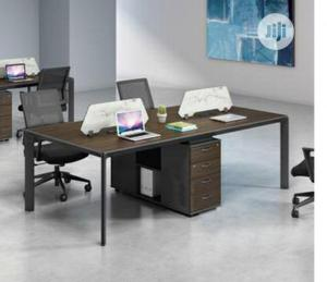 4 Seaters Office Workstation   Furniture for sale in Lagos State, Maryland