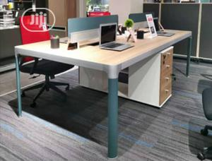 4 in 1 Office Workstation   Furniture for sale in Lagos State, Yaba