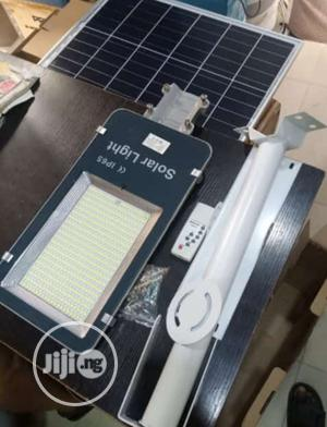 200w Solar Street Light With Separate Panel Is Available   Solar Energy for sale in Edo State, Benin City