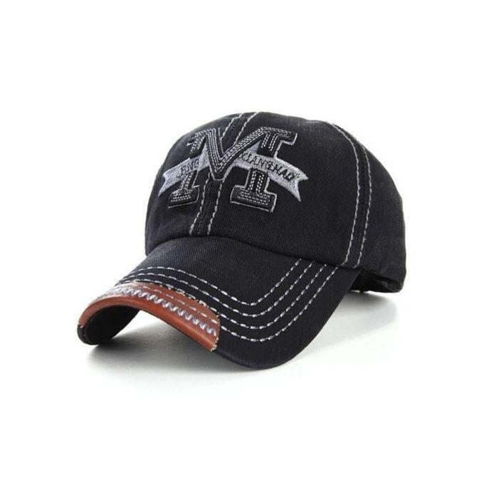 Men's Women Fashion Brim Adjustable Baseball Cap Sun Hat