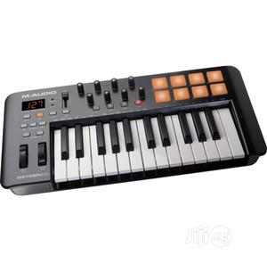 M-audio Oxygen 25 Midi Keyboard | Musical Instruments & Gear for sale in Lagos State, Ojo