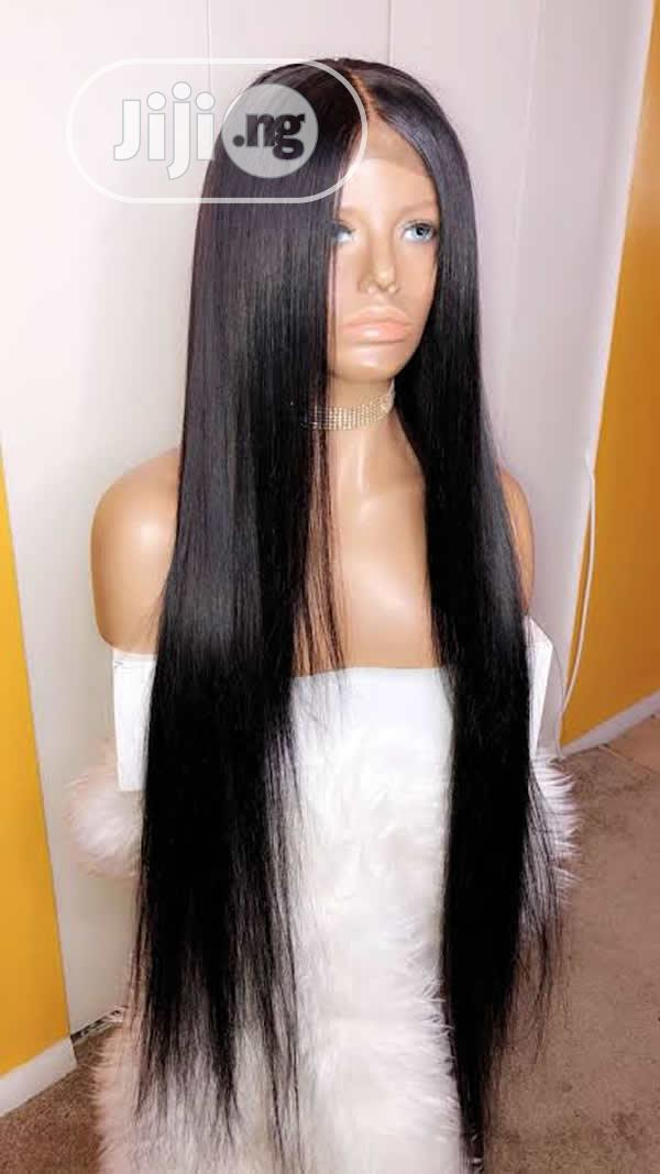 Archive: 32 Inches Straight Wig With Closure