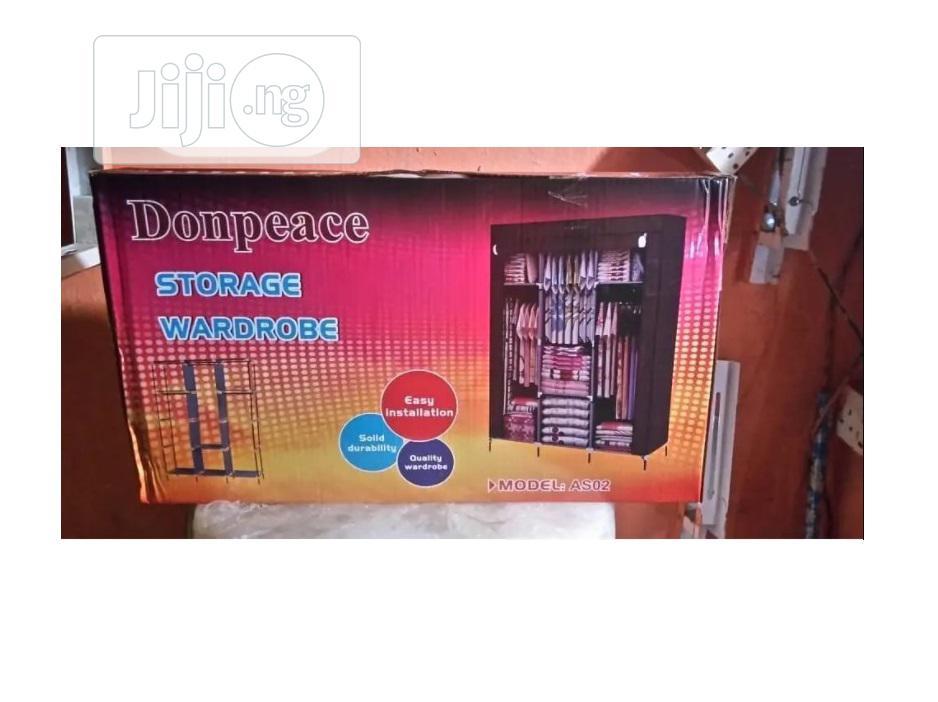 Donpeace Storage Wardrobe Jy7