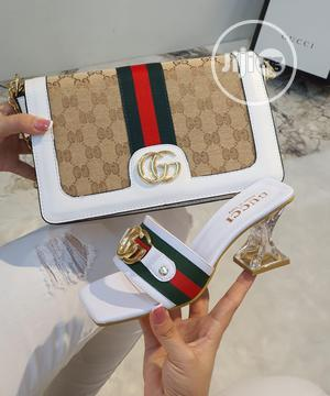 Original Gucci Bag And Shoe   Shoes for sale in Lagos State, Surulere