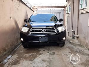 Toyota Highlander 2008 Limited 4x4 Black | Cars for sale in Lagos State, Amuwo-Odofin
