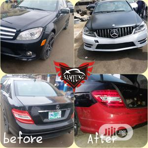 Upgrade Mercedes Benz C300   Automotive Services for sale in Lagos State, Mushin