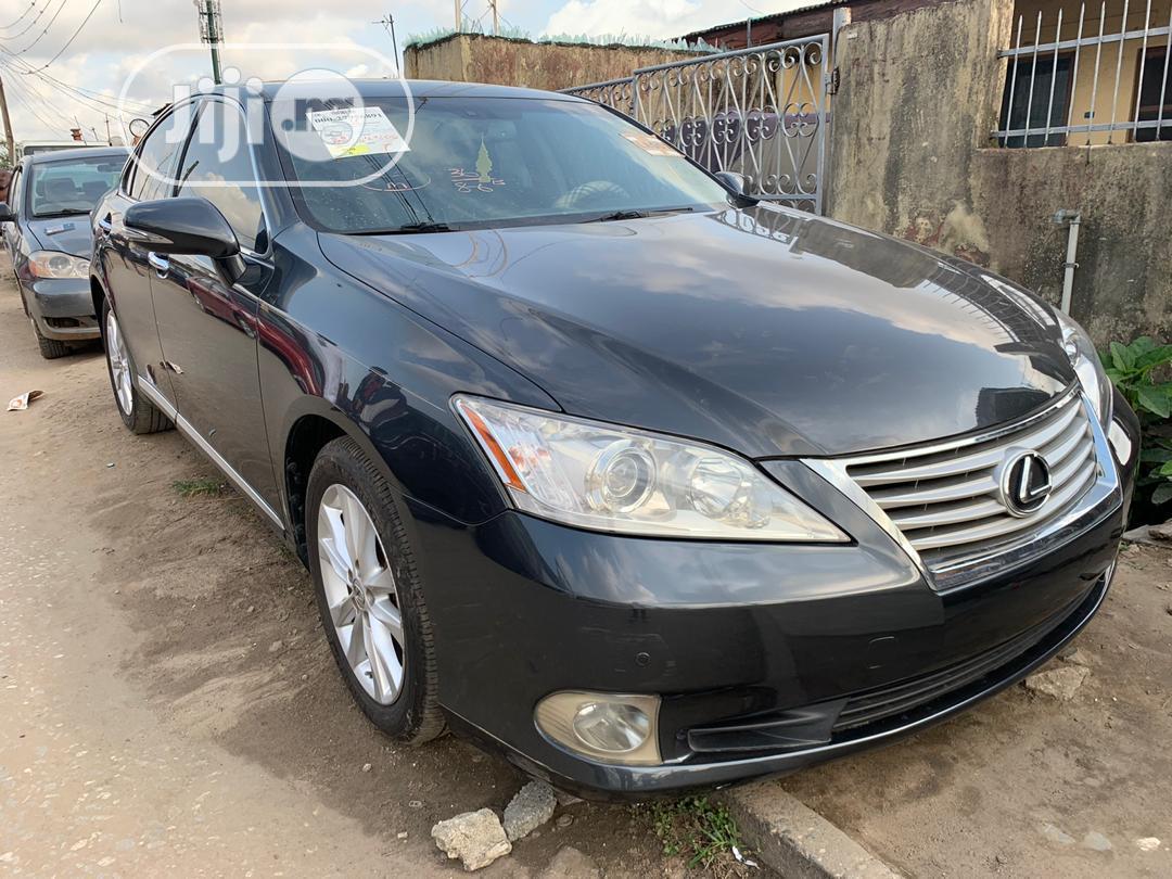 Lexus ES 2010 350 Gray