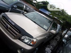 Toyota Highlander 2007 Gold   Cars for sale in Lagos State, Apapa