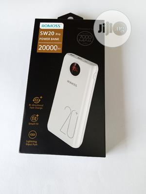 Romoss 20000 Mah Power Bank. Digital Display. | Accessories for Mobile Phones & Tablets for sale in Lagos State, Ikeja